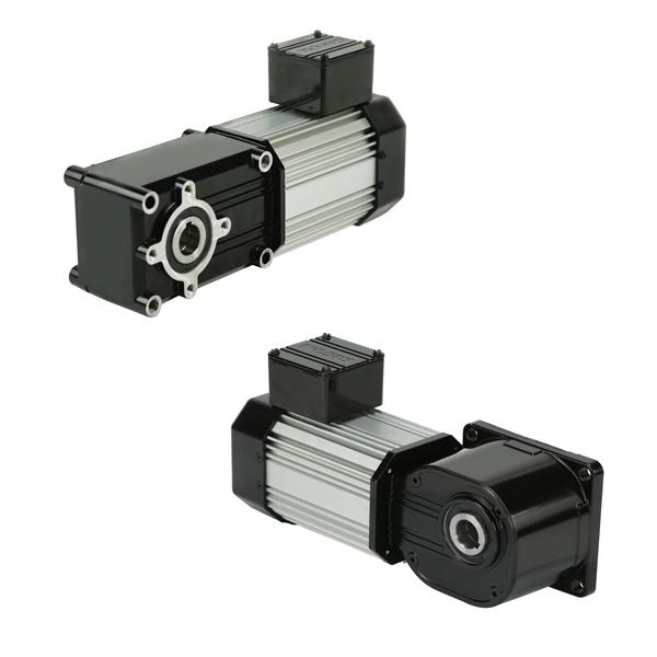Three Phase Inverter Duty 230/400-460V 50/60 HZ (7-168) RPM (60-1730) in-lbs